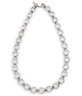 Circlet Neckchain - Sterling Silver