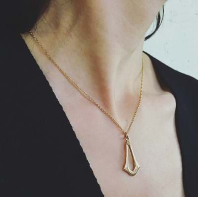 Subtle strength in simplicity. The Adorn pendant is a classic, elegant look to suit your everyday needs.
